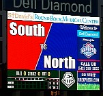 061117V03017 AABCA all-star final scoreboard North 6 South 3 sm